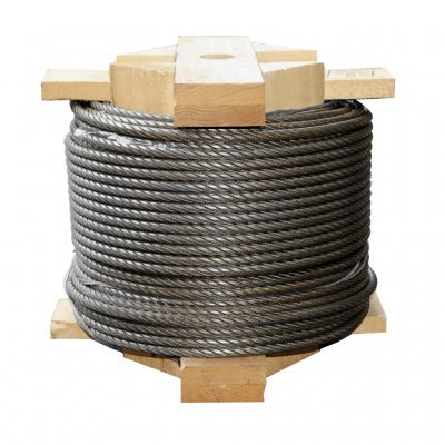 Teufelberger Compacted Wire Rope
