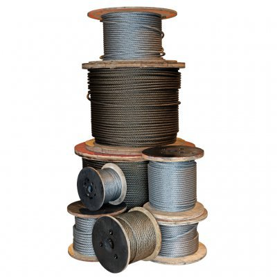Wire Rope Drums