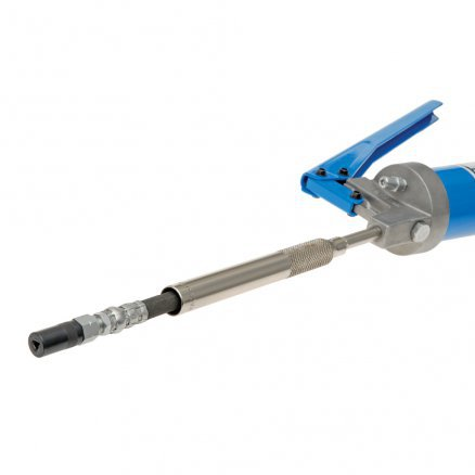 Rigid Flexible Grease Gun