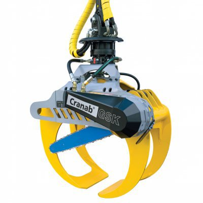Cranab Grapple Saw